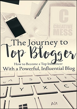 The Journey to Top Blogger