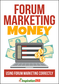 Forum Marketing Money (Report)