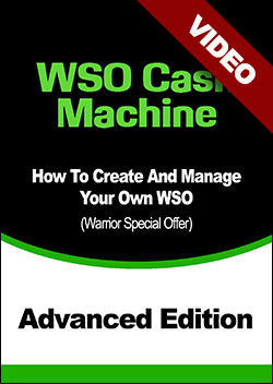 WSO Cash Machine - Advanced Edition