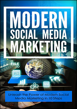 Modern Social Media Marketing