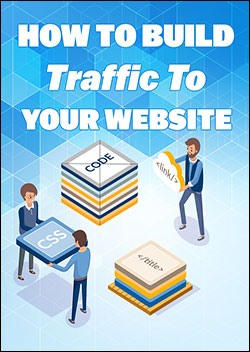 How To Build Traffic To Your Website (Report)