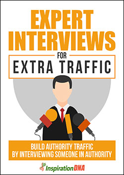 Expert Interviews For Extra Traffic (Report)